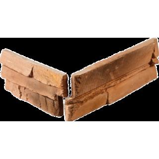 Саватекс Декор пример углового кирпича